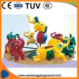Outdoor Playground Children Play Merry Go Round Equipment (WK-Q1126)