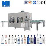 350ml 750ml 1000ml Glass Bottle Filling Bottling Capping Sealing Machine for Alcohol Drink Whisky Vodka Red Wine