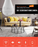 Wholesale! Wireless 960p 360 Degree Panoramic Camera Two-Way Audio Dialogue Bulb IP Camera