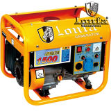 1.2kVA Small Portable Petrol/Gasoline Generator Set