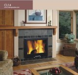 Home-Used Insert Wood-Burning Fireplace