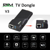 Quad Core 4K Android 7.1 TV Stick with USB3.0 and Ethernet
