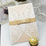 2017 New Design Greeting Card Custom Invitation Cards Printing