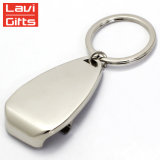 Promotion Gift Custom Blank Metal Keychain with Bottle Opener