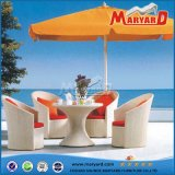 Outdoor Rattan Dining Table and Chair