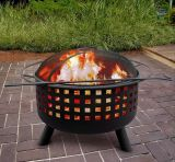 Patio Heater Wood Burning Carbon Steel Fire Pit for BBQ