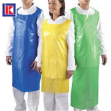 Wholesale Popular Household LDPE Disposable Cooking Apron