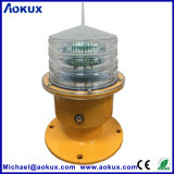 Aokux New Designed Medium Intensity Aviation Industry Aircraft Indicator Lights Obstruction Lighting Manufacturers