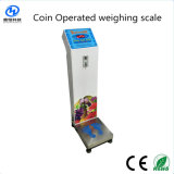 Coin Operated Airport Luggage Scale 500kg