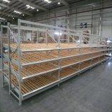 Cheap Storage System Flow-Through Racking