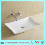 European Style Washroom Ceramic Face Basin