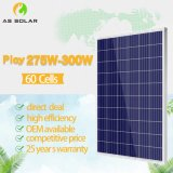 High Efficiency Best Price Fee Shipping 280W 300W 320W PV Solar Panel and Solar Power System Home System 5bb 60cells Poly Crystal 230 Watts Solar Panel Module