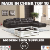 Popular Sectional Reclining Leather Sofa (Lz168)