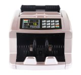 Al-7300 Bank Note Detector Money Counter Counting Machine Money Bill Counte
