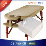 Single Synthetic Wool Fleece Electric Blanket with GS Certificate
