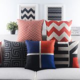 Factory Sale Expensive Cotton Linen Outdoor Furniture Cushions
