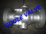 300lb ANSI Trunnion Mounted Ball Valve (GAQ47F)