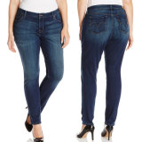 Wholesale Designer Jeans Plus Size Skinny Jeans for Women
