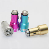 Universal Mini USB Car Charger 2 Port, Dual USB Car Charger for Mobile Phone