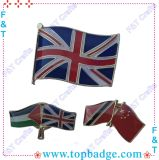 Promotion Gift Flag Pin with Custom Logo