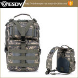 Outdoor Diagonal Shoulder Pack Camping Tote Saddle Backpack Tactical Bag