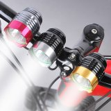 1200lm Xml-T6 Waterproof IP65 Hunting CREE LED Bike Light