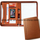 Wholesale Top Quality Handmade Leather Portfolio File Folder