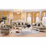 Wooden Sofa Set for Home Furniture (929N)