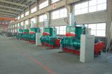 Small Tire Shredder Machine to Make Crumb Rubber Waste Cryogenic Tire Recycling/Rubber Tire Recycling Equipment