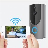 Home Security IR 720p Battery Powered WiFi Video Door Phone