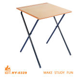 2016 Best Selling College Furniture Plywood School Desk Parts