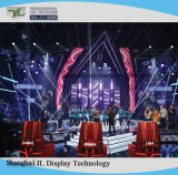 P4.81 Full Color Indoor Rental LED Display for Stage