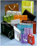Cheap Full Color Printed Paper Gift Bags