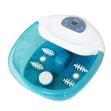 Professional Shiatsu Blood Circulation Vibrating Small Foot SPA Massager with Heating