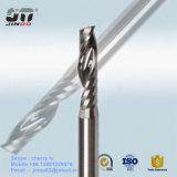 High Precision Single Flute Solid Crbide Acrylic Cutting Tool End Mill