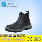 Factory Direct Cheap Price PU Sole Steel Toe Genuine Leather Waterproof Industrial Work Working Safety Boots
