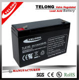 6V10ah Rechargeable Scooter Battery UPS Battery Solar Battery