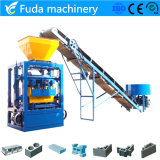 Qt4-24b Vibration Automatic Brick Machine Curb Brick Machine