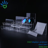 Factory Wholesale Clear Custom Acrylic Wallet Display Stand Case
