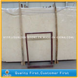 Cheap Egypt Yellow Sunny Beige Marble for Slab, Kitchen Tiles
