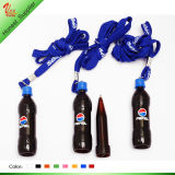 Plastic Ball Pen with Lanyard for Promotional Items