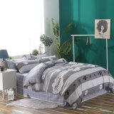 New Design Microiber Duvet Cover Bedsheet Home Textile