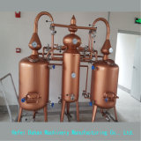 100L Red Copper Alcohol Wine Ethanol Whiskey Brandy Rum Vodka Gin Tequila Alembic Distilling Equipment
