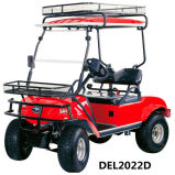 Electric Hunting Car Smart Buggy (DEL2022D, 2-Seater)