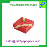 Fashion Design High Quality Packaging Paper Jewelry Box for Ring / Necklace
