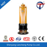 WQN Series Automatic Agitating Non-Clogging Submersible Sewage Pump