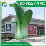 Big Artificial Painted Customized Life Size FRP Sculpture