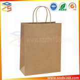 Brown Kraft Paper Bags for Shopping Retails