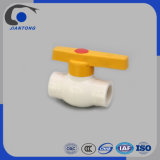 20mm-63mm PPR Pipe Fittings Plastic Ball Valve with Steel Core