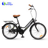 24 Inch Cheap Lithium Battery Powered Electric Bike
